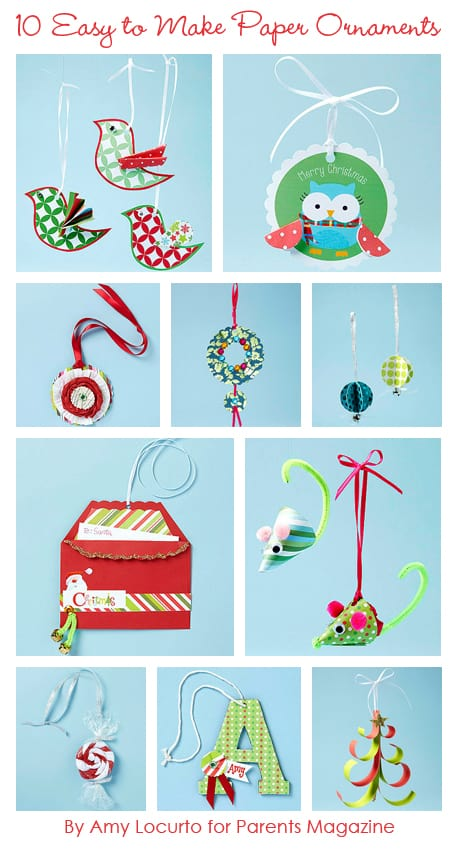 Easy to make paper christmas ornaments quotes lol rofl com