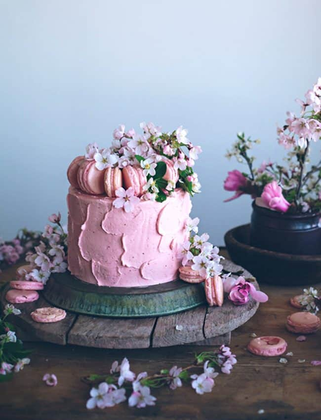 Beautiful Floral Cakes Pretty Birthday Cake Ideas